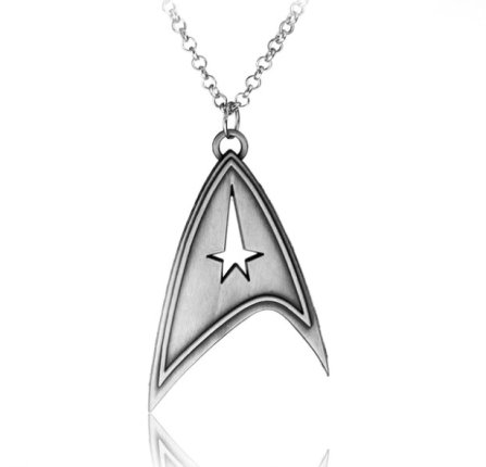 Star Trek Command Logo Necklace
