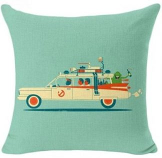 Ghostbusters Pillow Cover #2