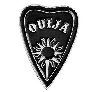 Ouija Board Planchette Enamel Pin #1