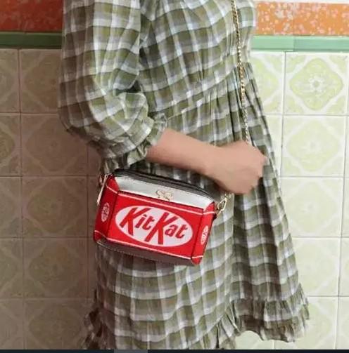 Kit Kat Crossbody Purse