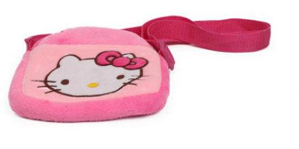 Hello Kitty Plush Mini Purse