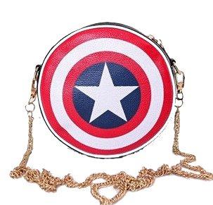 Captain America Shield Purse