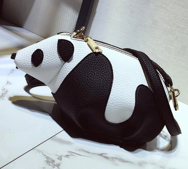 Panda Crossbody Purse