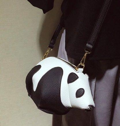 Panda Crossbody Purse
