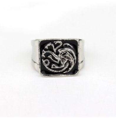Game of Thrones Targaryen Dragon Ring
