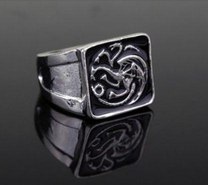 Game of Thrones Targaryen Dragon Ring
