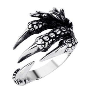Gothic Style Claw Ring #1