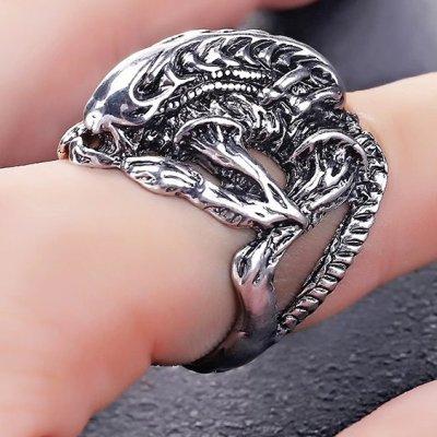 AVP Alien Xenomorph Ring #1