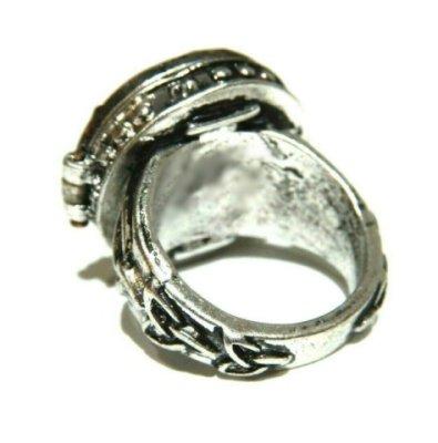 Pentagram Poison Ring