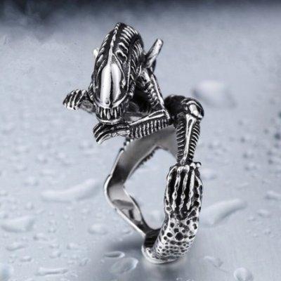 AVP Alien Xenomorph Ring #2