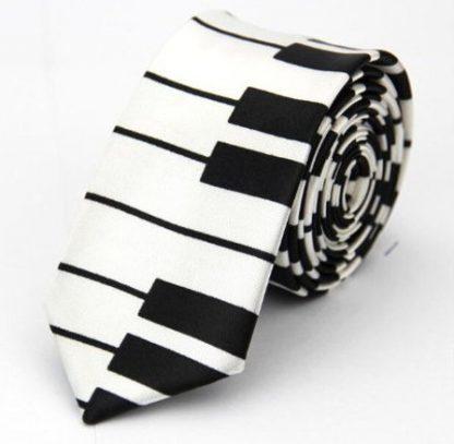 Piano Keys Tie #1