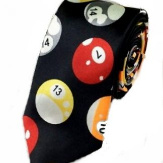 Pool Balls Tie