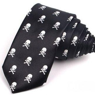 Skulls Tie #2