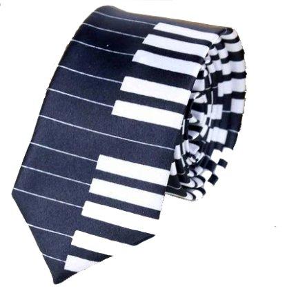 Piano Keys Tie #3