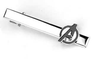 The Avengers Tie Clip