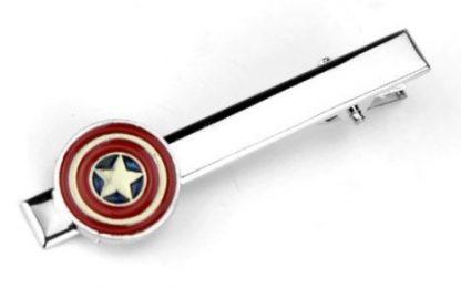 Captain America Tie Clip