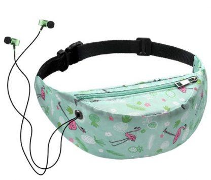 Light-weight Waterproof Waist Bag / Fanny Pack