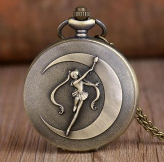 Anime Sailor Moon Pocket Watch #1