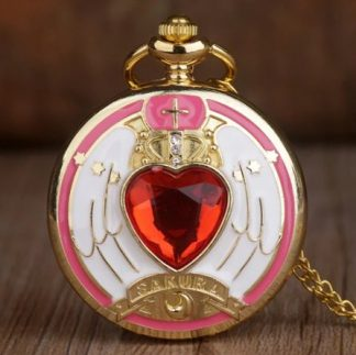 Anime Sailor Moon Pocket Watch #2