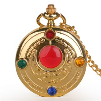 Anime Sailor Moon Pocket Watch #5