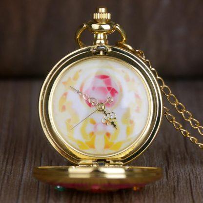 Anime Sailor Moon Pocket Watch #6