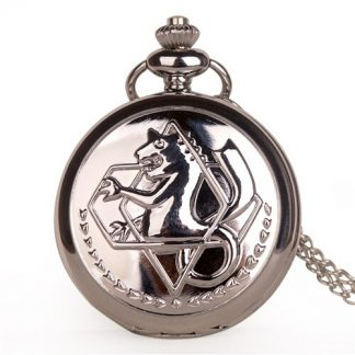 Anime Full Metal Alchemist Pocket Watch