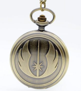 Star Wars Jedi Order Pocket Watch