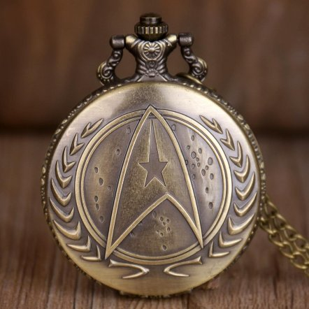 Star Trek Pocket Watch #1