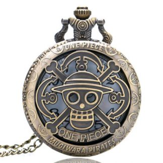 Anime One Piece Pocket Watch #1