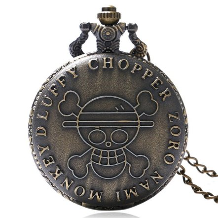 Anime One Piece Pocket Watch #2