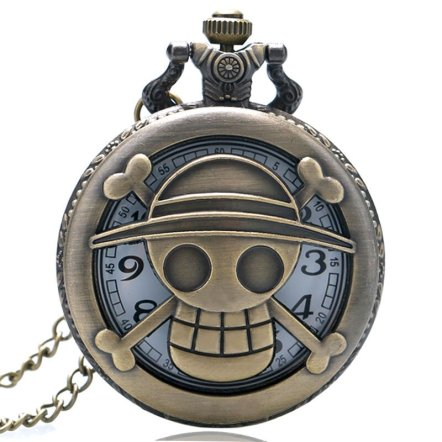 Anime One Piece Pocket Watch #3