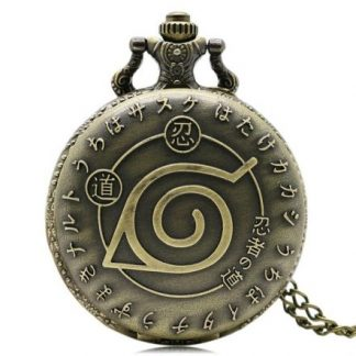 Anime Naruto Pocket Watch #1