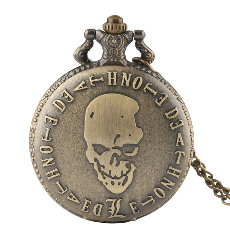 Anime Death Note Pocket Watch #2