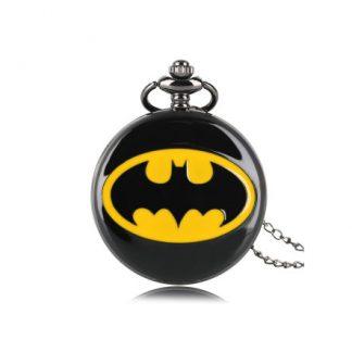 Batman Mini Pocket Watch