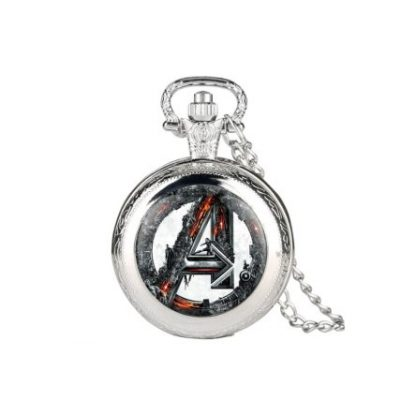 The Avengers Mini Pocket Watch
