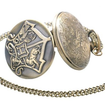 Harry Potter Hogwarts Academy Pocket Watch