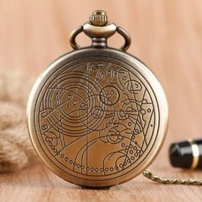 Doctor Who Pocket Watch