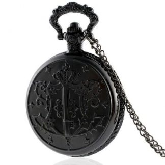 Anime Black Butler Pocket Watch