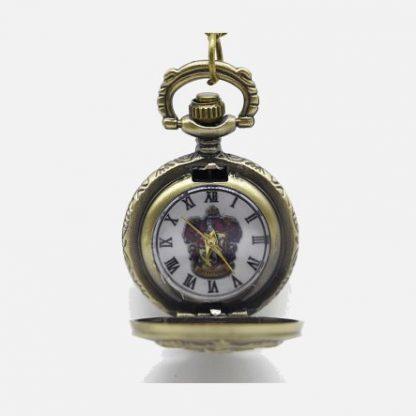 Harry Potter Gryffindor Crest Mini Pocket Watch