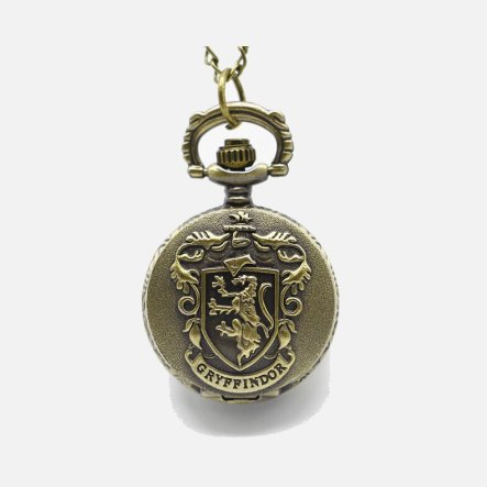 Harry Potter Gryffindor Crest Mini Pocket Watch