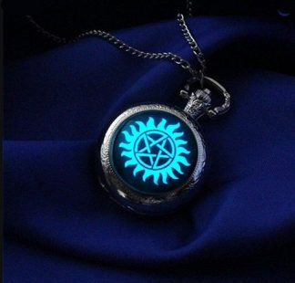 Supernatural Mini Pocket Watch
