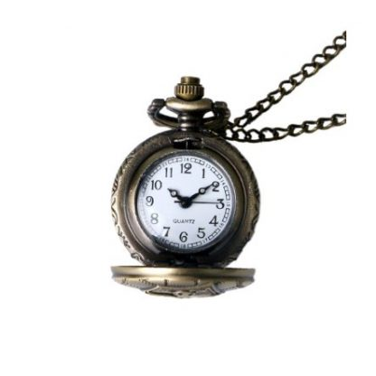 Tim Burton's Nightmare Before Christmas Mini Pocket Watch