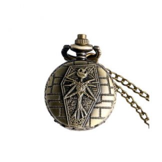 Tim Burton's Nightmare Before Christmas Mini Pocket Watch