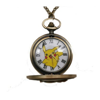 Pokemon Pikachu Mini Pocket Watch