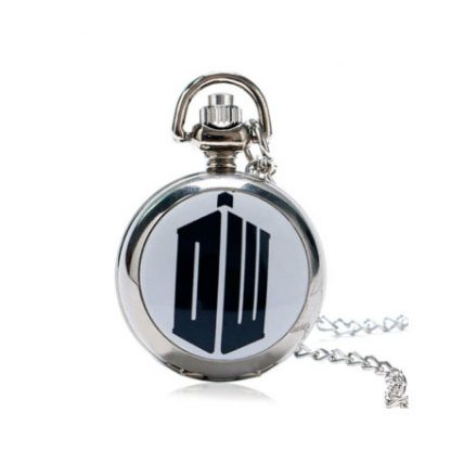 Doctor Who Mini Pocket Watch #2