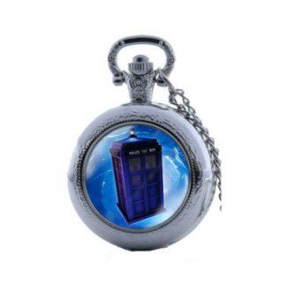 Doctor Who Mini Pocket Watch #1