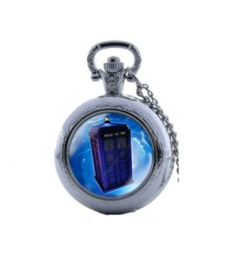 Doctor Who Mini Pocket Watch #1