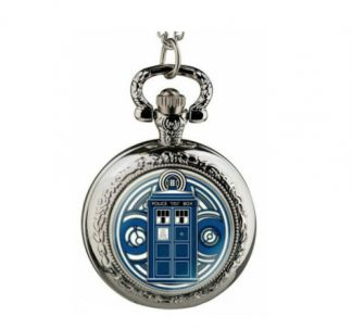 Doctor Who Mini Pocket Watch #3