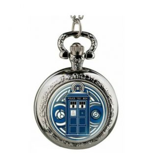 Doctor Who Mini Pocket Watch #3