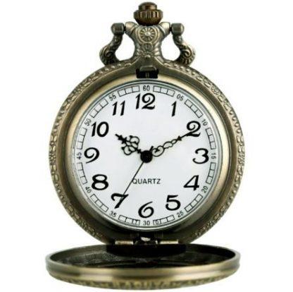 Zodiac Pocket Watch